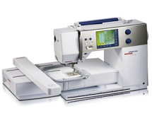 BERNINA Stickmaschine mit Stickmodul